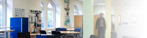 Unsere Ausstellungsräume in Darmstadt, Büromöbel, Bürostühle, Konferenztische, Theken, Regale - Büromöbel mit denen Arbeit Spaß macht