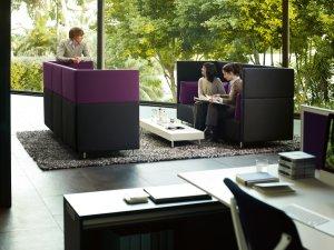 sedus sopha serie Beistelltische, sofas und sessel mit Raumteilerfunktion