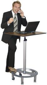 Stehpulte - auch ideal als Laptop-Tisch oder Notebook-Arbeitsplatz