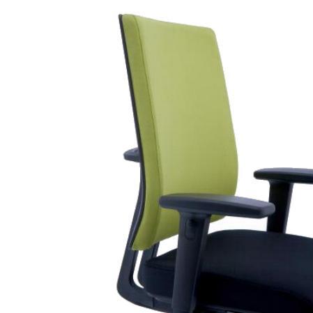 Köhl Anteo Softpolsterrückenlehne komfortabler gut getestet Büro-Goertz in Darmstadt im Ladengeschäft testen