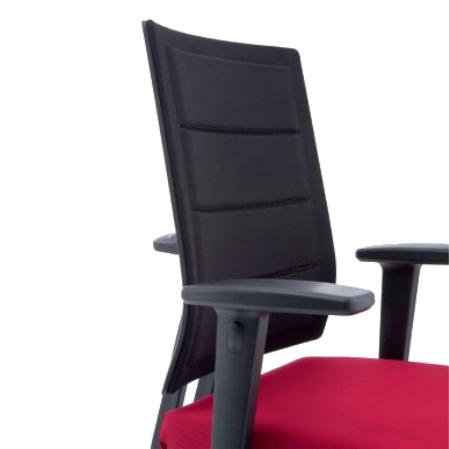 Köhl Anteo ergonomischer Bürostuhl mit Matrix-Rückenlehen kann man testen bei Büro-Goertz Darmstadt vorrätig Ausstellung