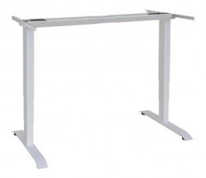 ergon-master Steh-Sitz-Tisch mit Motor Muster testen anschauen bei Büro-Goertz Darmstadt