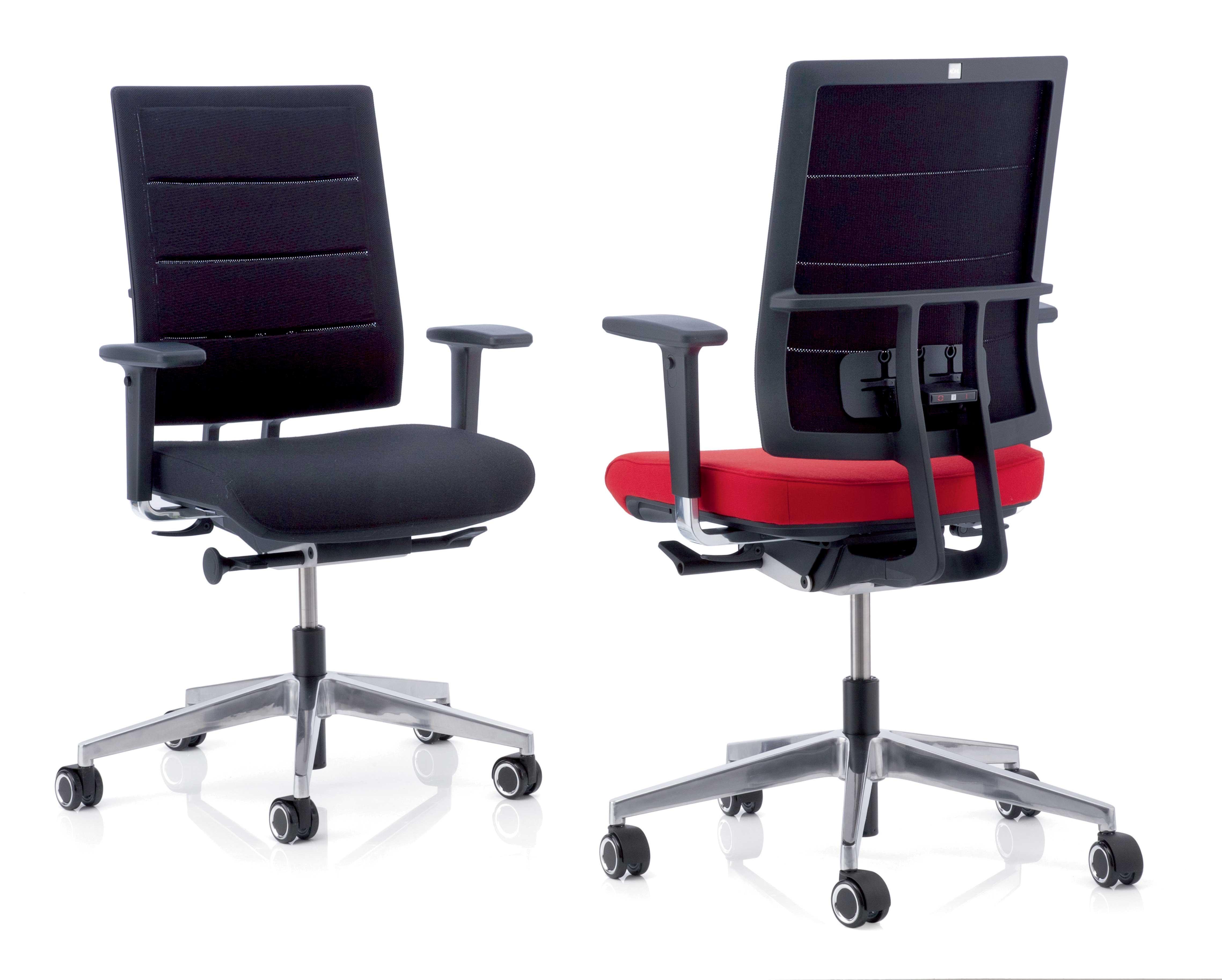 Köhl Anteo der ergonomische Bürodrehstuhl ausgezeichnet hier anteo tube polster und anteo network