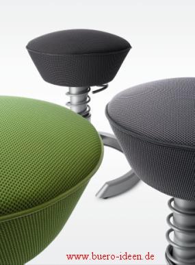 swoopper-Air-Gruppe der 3 farben grün / lime-green, silver / silber, stone-grey / steingrau