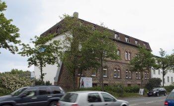 Büro-GOERTz Geschäftshaus in Darmstadt mit Ladengeschäft und Ausstellung, Showroom - hier mit Link zur Adresse in Google-Maps