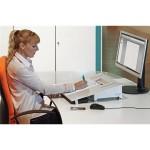 officeplus tischpulte tischpult-1 für Notzen und zum Abhaken Ansicht-B