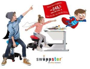 Swoppster Sonderpreis Schulstart-Aktion 2015 Sonderpreis Aktionspreis