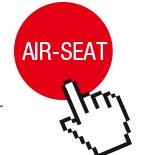 Air-Seat-Button Köhl Air-Seat im Schnelllieferprogramm