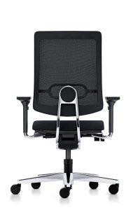Sedus Black-Dot Net BD-122 Ansicht von hinten Büro-Ideen.de sedus Black-Dot neue Modelle eingetroffen