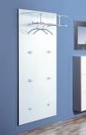 D-Tec Pacific Garderoben Modelle ergänzt - hier der Klassiker Pacific-1 S6 ultrawhite bei buero-ideen.de/webshop