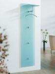 D-Tec Pacific Garderoben Modelle ergänzt - hier der Klassiker Pacific-501 S16 satiniert bei buero-ideen.de/webshop