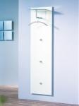 D-Tec Pacific Garderoben Modelle ergänzt - hier der Klassiker Pacific-501 S16 ultrawhite bei buero-ideen.de/webshop