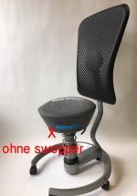 Swopper Rückenlehne Sonderpreise - Rückenlehne zum Nachrüsten für swopper