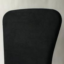 Swopper Rückenlehne Sonderpreise - schwarzes Rückenlehnenpolster Husse Polsterüberzieher zum Nachrüsten für swopper